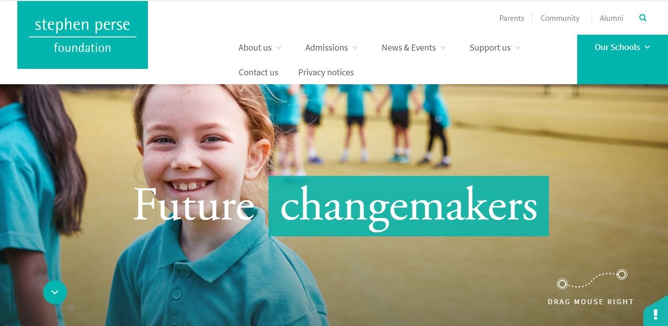 Stephen Perse Foundation Home Page