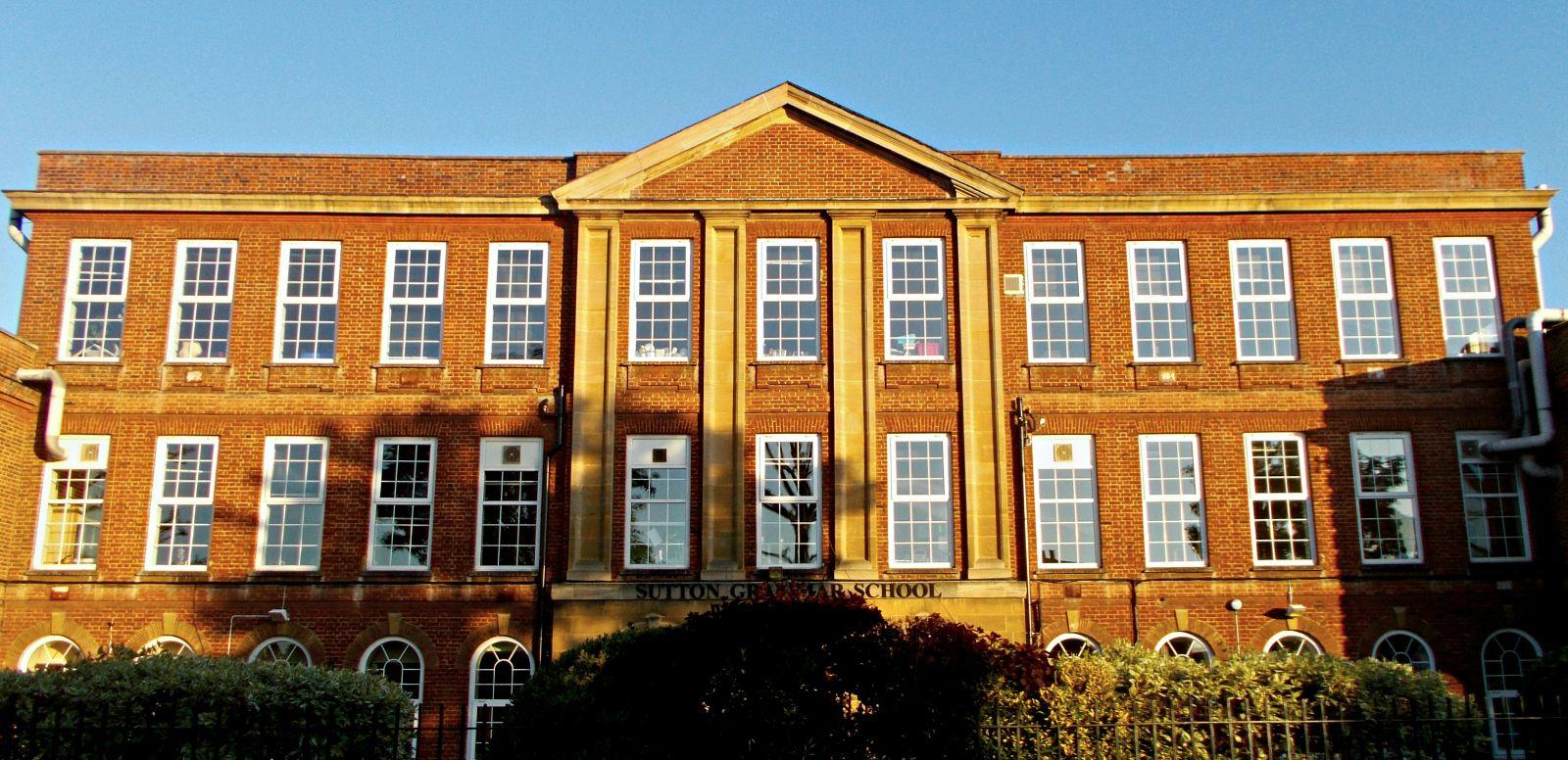 Sutton Grammar School Home Page