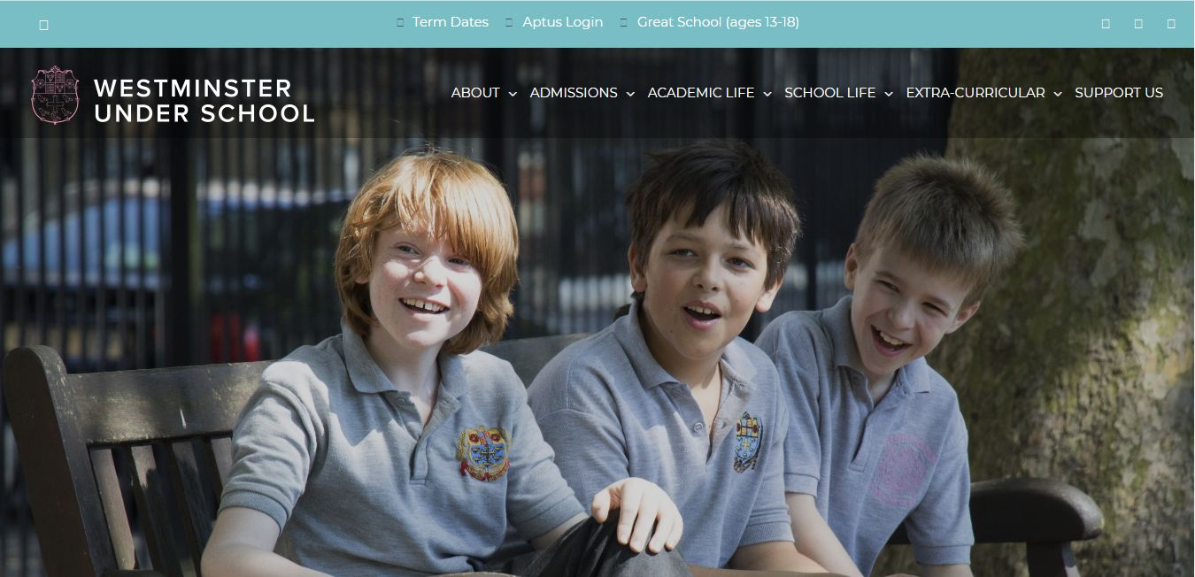 Westminster School home Page