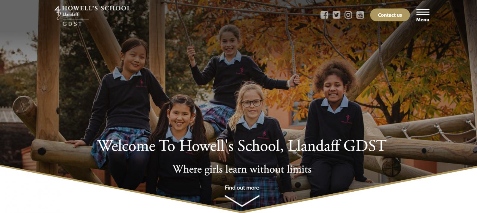 Howell's School Llandaff GDST
